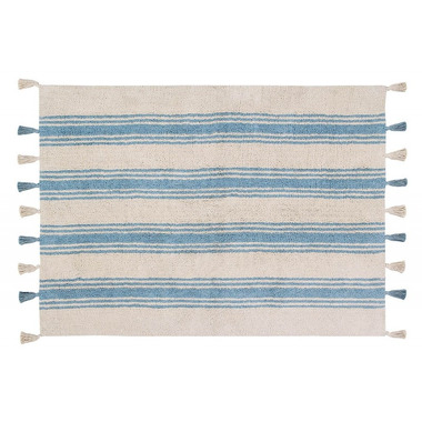 Lorena Canals, Stripes Nile Blue