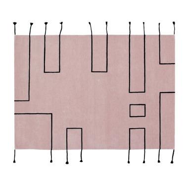 Lorena Canals, Wool Rug Nordic Lines Vintage Nude