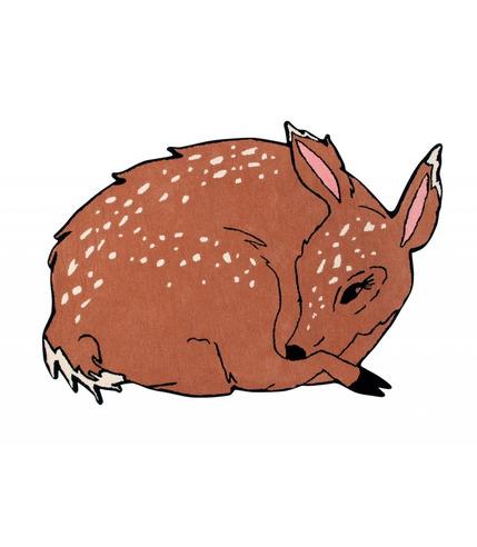 Lorena Canals, Wool Rug Bella The Deer