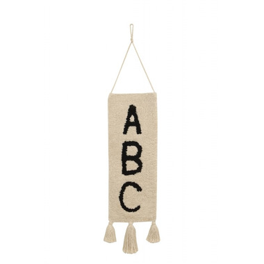 Lorena Canals, Wall Hanging ABC