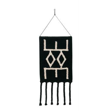 Lorena Canals, Wall Hanging Bereber Black