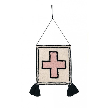 Lorena Canals, Wall Hanging Cross