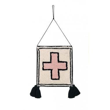 Lorena Canals, Wall Hanging Cross
