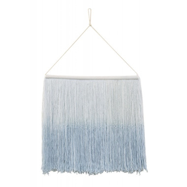Lorena Canals, Wall Hanging Tie-Dye Soft Blue