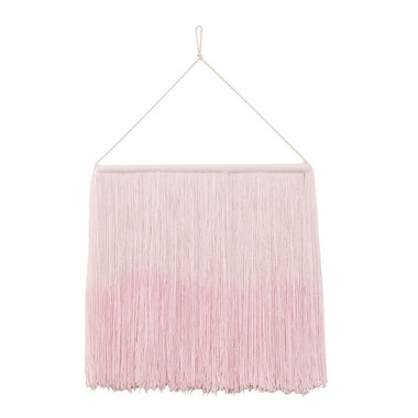 Lorena Canals, Wall Hanging Tie-Dye Pink