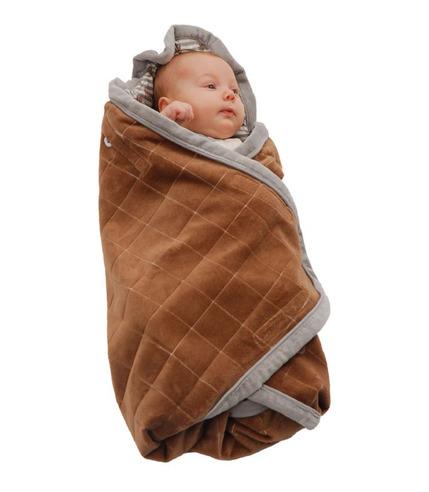 Otulacz  Newborn Mocha 3w1
