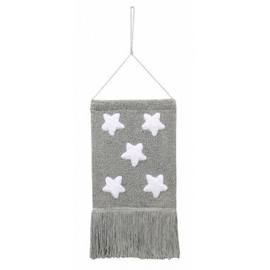 Lorena Canals, Wall Hanging Stars Grey