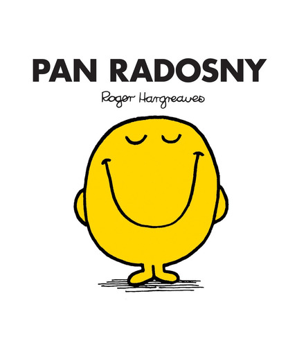 PAN RADOSNY, ROGER HARGREAVES