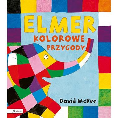 ELMER KOLOROWE PRZYGODY, DAVID MCKEE