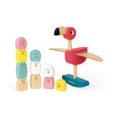 Janod, Gra balansowa drewniana Flamingi