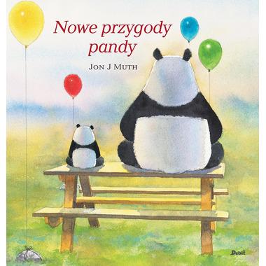 NOWE PRZYGODY PANDY, JON J MUTH
