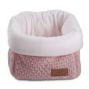 Baby's Only, Robust Pink Koszyk na przybory 17x20x14 cm, różowy