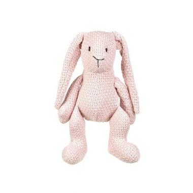 Baby's Only, Robust Pink Przytulanka Zajączek 30cm, różowy