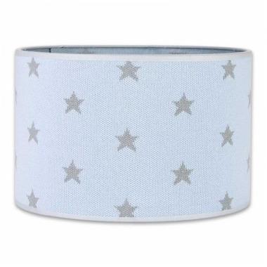 Baby's Only, Star Abażur na lampę, Błękitny/Szary, 30 cm