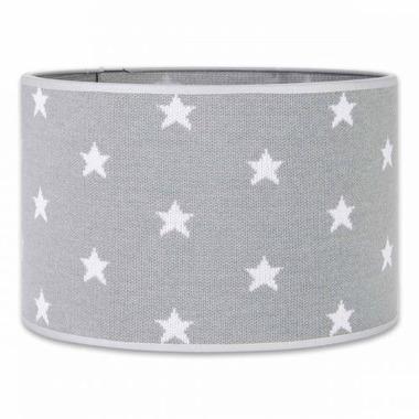 Baby's Only, Star Abażur na lampę, Jasnoszary/Biały, 30 cm