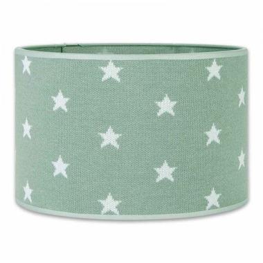 Baby's Only, Star Abażur na lampę, Miętowy/Biały, 30 cm