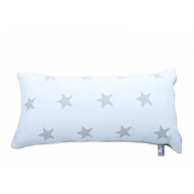 Baby's Only, Star Poduszka z powłoczką, 60x30cm, Błękitny/Szary