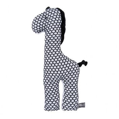 Baby's Only, Sun Żyrafa przytulanka, 40 cm, czarno-biała