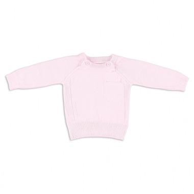 Baby's Only, Sweterek motylkowy Różowy, rozmiar 56
