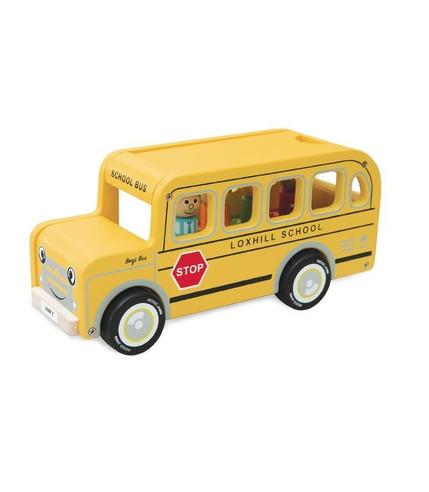 INDIGO JAMM, Drewniany autobus Benjego