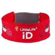 LittleLife, Neoprenowa opaska informacyjna ID - Biedronka