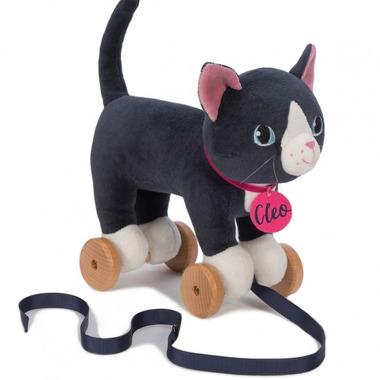 Ragtales, Pluszowy kotek na kółkach - Cleo