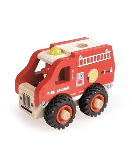 Egmont Toys, Drewniany wóz strażacki