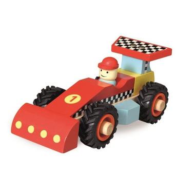 Egmont Toys, Drewniana wyścigówka