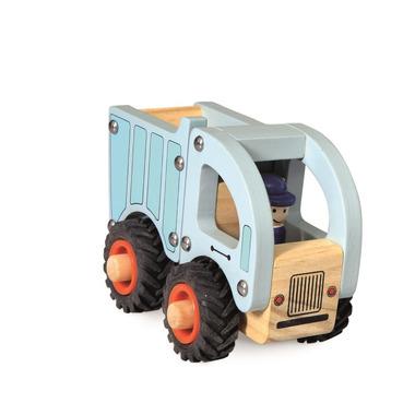 Egmont Toys, Drewniana śmieciarka