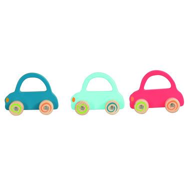 Egmont Toys, Samochodziki drewniane