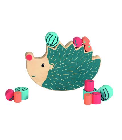 Egmont Toys, Jeżyk drewniany - równoważnia