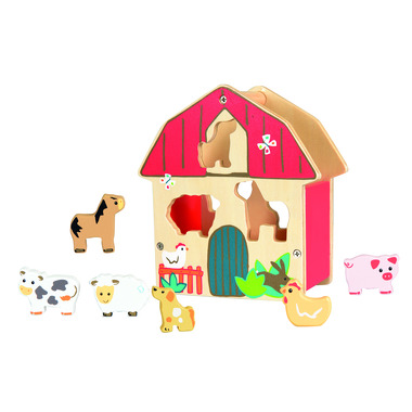 Egmont Toys, Farma drewniana - sorter