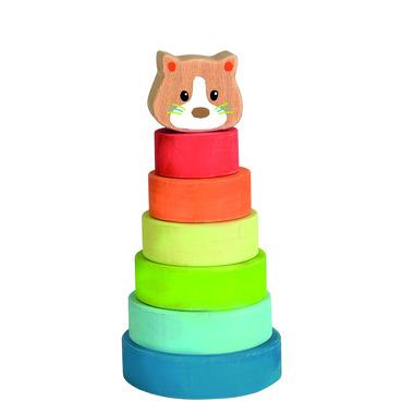 Egmont Toys, Piramida drewniana Kotek