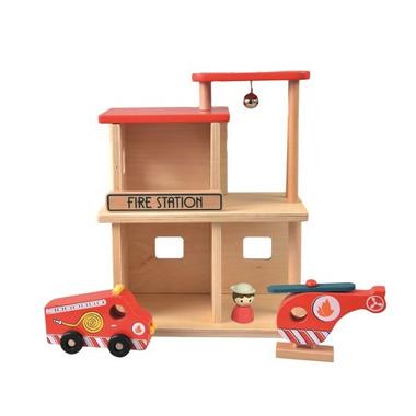 Egmont Toys, Drewniana straż pożarna