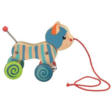 Egmont Toys, Drewniany kotek do ciągnięcia