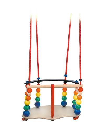 Egmont Toys, Drewniana huśtawka z oparciem