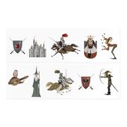 Londji, Tattoos Medieval