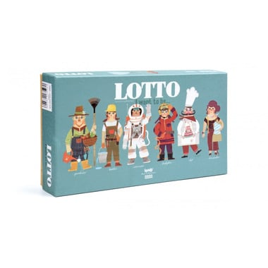 Londji, I want to be Lotto
