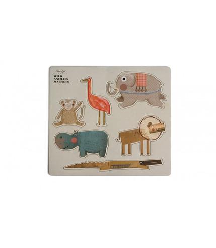 Londji, Wild Animals magnets