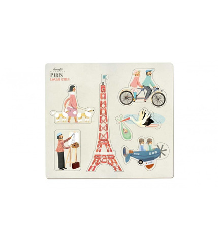 Londji, Paris Magnets