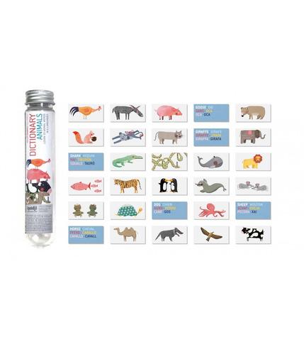 Londji, Micro-Dictionary Animals