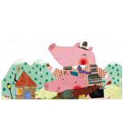 Londji, My 3 Little Pigs Puzzle