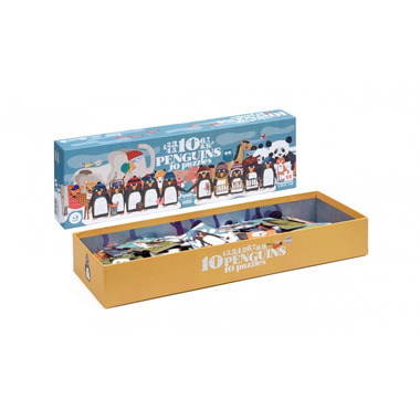 Londji, 10 Penguins Puzzle