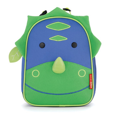 Skip Hop, torba na podwieczorek Dinozaur- Lunch Box