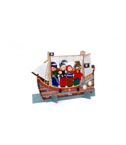 Londji, Puppet Pirates
