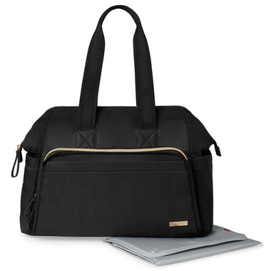 Skip Hop, Torba Main Frame Wide Open Black