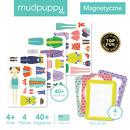 Mudpuppy, Magnetyczne Postacie Kocie modelki 4+