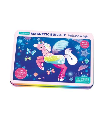 Mudpuppy, Magnetyczne konstrukcje Magiczne Jednorożce 4+