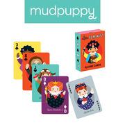 Mudpuppy, Karty do gry Niezwykłe kobiety 4+