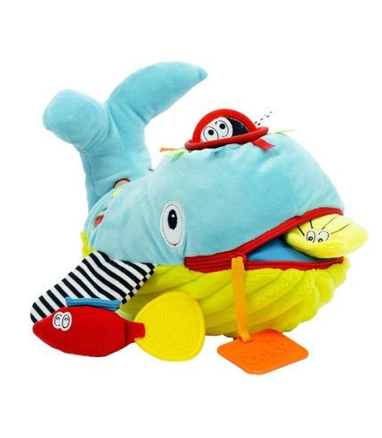 Dolce, Ucz się i baw Wieloryb